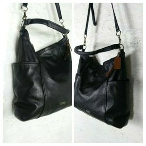 Coach New York Pre-owned Black Purse